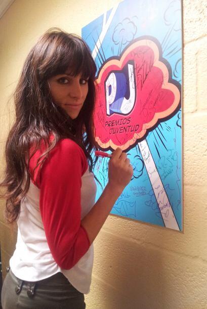 La Mala Rodríguez puso una muy buena firma para nosotros.