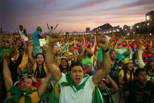 5.154.386 aficionados asisitieron al FIFA Fan Fest para ver el Mundial.