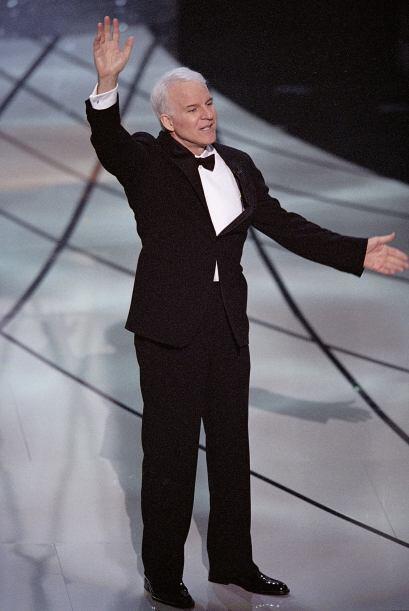 Se nota que Steve Martin ha sido uno de los favoritos para llevar las ri...