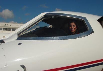 ¿Será que la copiloto es Natalia? ¡Uy, uy, uy!