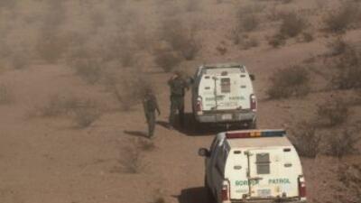 La Patrulla Fronteriza ha recuperado 95 cuerpos sin vida de indocumentad...