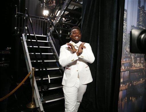 Así entró Dante Fowler (AP-NFL).