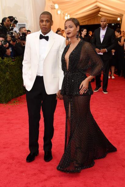 Beyoncé y Jay Z también asistieron a este importante evento. El cantante...