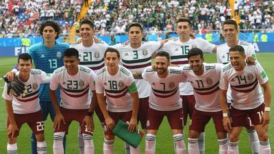 En fotos: las calificaciones uno a uno de los jugadores del Tricolor