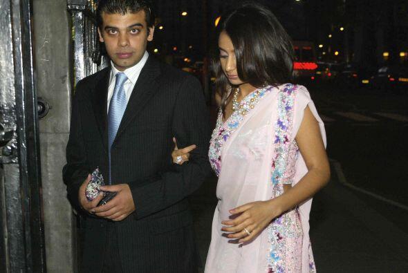 VANISHA MITTAL Y AMIT BHATIA- La hija del hombre más rico de la India co...