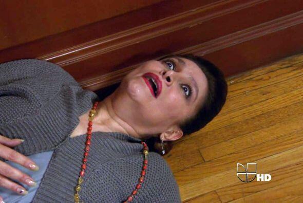 """Pero no se le quedó atrás Daniela Romo como Doña Bernarda,  """"suegra"""", y..."""