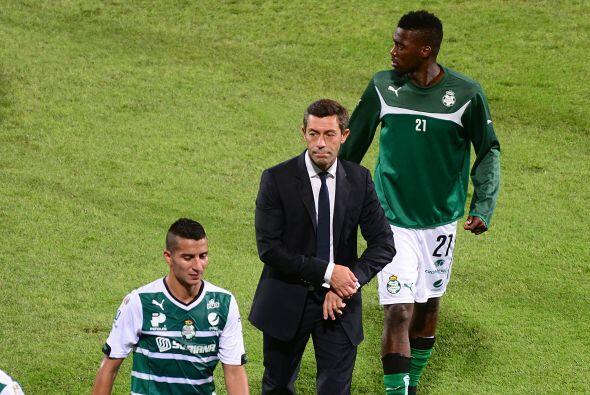 El estratega: Pedro Caixinha sigue sin poder potenciar a Santos Laguna,...