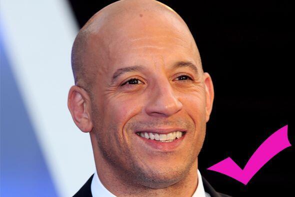 Sin embargo Vin Diesel tiene una imagen más juvenil y sigue siendo un ga...