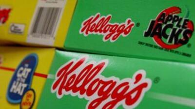 Productos de Kellog Co.