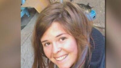 La Casa Blanca confirma muerte de Kayla Mueller, a quién ISIS tenía como...