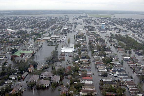 El fallo de las protecciones de Nueva Orleans es considerado como el may...