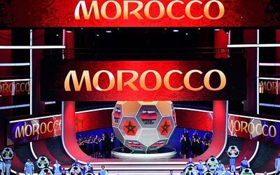 Marruecos compite con EEUU-Canadá-México por el Mundial 2026.