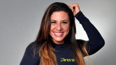 La comediante venezolana, Vanessa Senior.