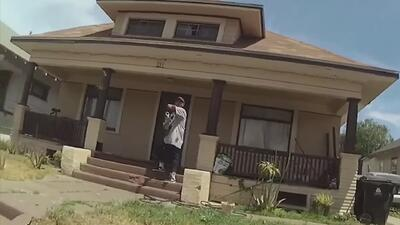 Divulgan un video que muestra la muerte de un hispano que se resistía a un arresto