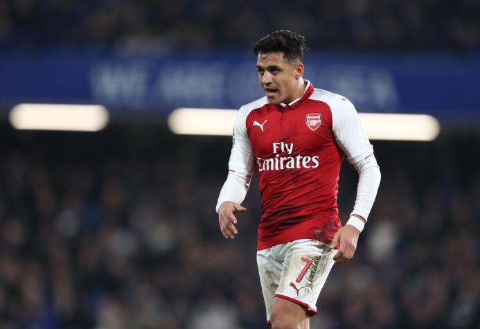 Las negociaciones entre el Arsenal y Manchester City por Alexis Sánchez...