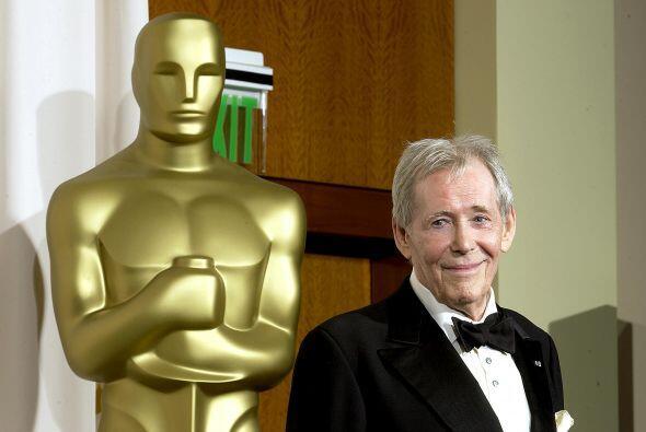 """O'Toole estuvo ocho veces nominado al """"scar, pero jamás ganó. En 2003 le..."""