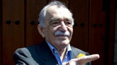 García Márquez, el hombre de las frases inmortales.