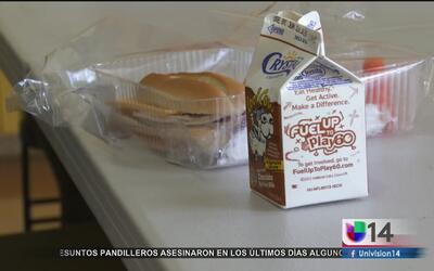 ¿Dónde adquirir los almuerzos gratuitos en el condado de Alameda?