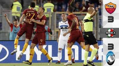 ¡Suda la gota gorda! La Roma alcanza a rescatar un agónico empate ante el Atalanta