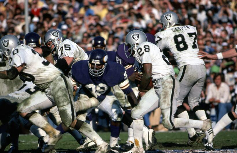 SUPER BOWL XI