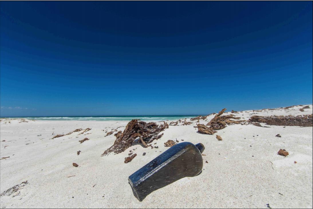 En fotos: el mensaje alemán en una botella que se halló en Australia 132...