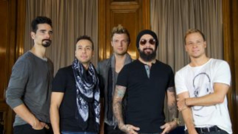 Los Backstreet Boys decidieron cancelar una serie de conciertos que tení...