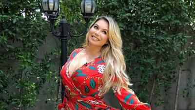 """Esto respondió Chiquis Rivera a una 'hater' que la llamó """"modelo de caguama"""""""
