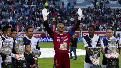 Los Tuzos registran tercer uniforme en honor a Miguel Calero