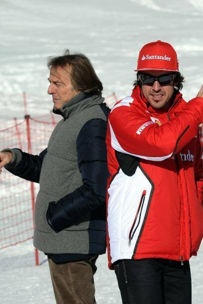 ¿Cuál es la ruta correcta? Parece que ni Alonso ni Luca di Montezemolo (...