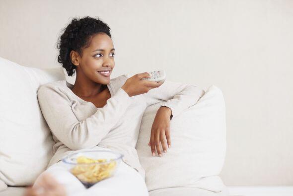 ¿Llegas de trabajar y te recuestas en el sillón a ver tu serie favorita?