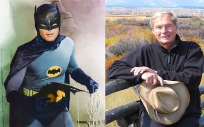 Adam West, el actor que protagonizó la serie 'Batman' en la d&eac...