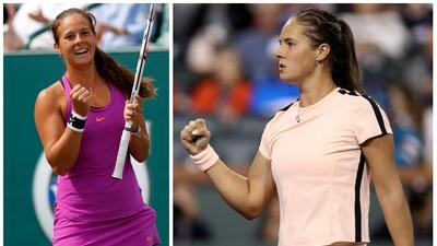 Daria Kasátkina, la hermosa y talentosa tenista que debes ver en el Miami Open