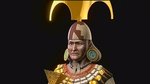 Reconstrucción digital revela el verdadero rostro de un antiguo guerrero...