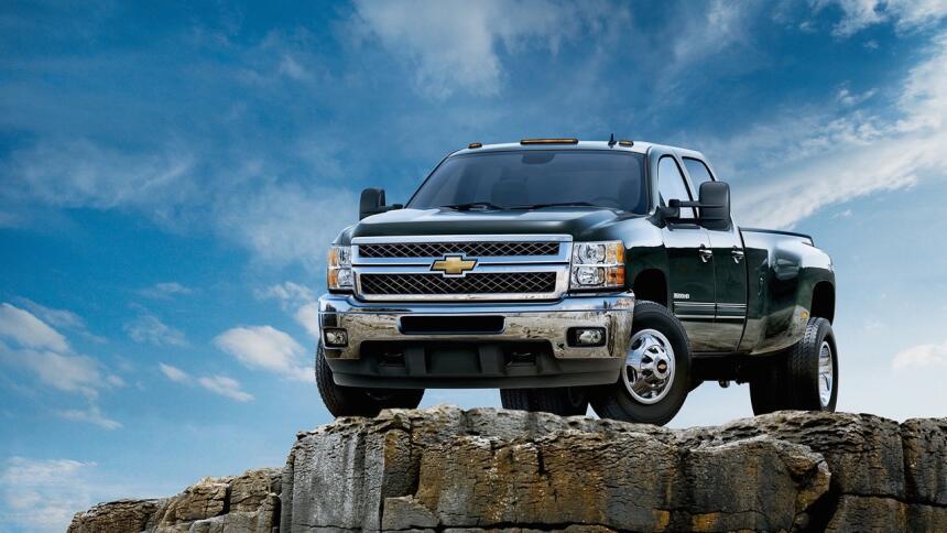 Estos son los autos más confiables de Estados Unidos Chevrolet-Silverado...