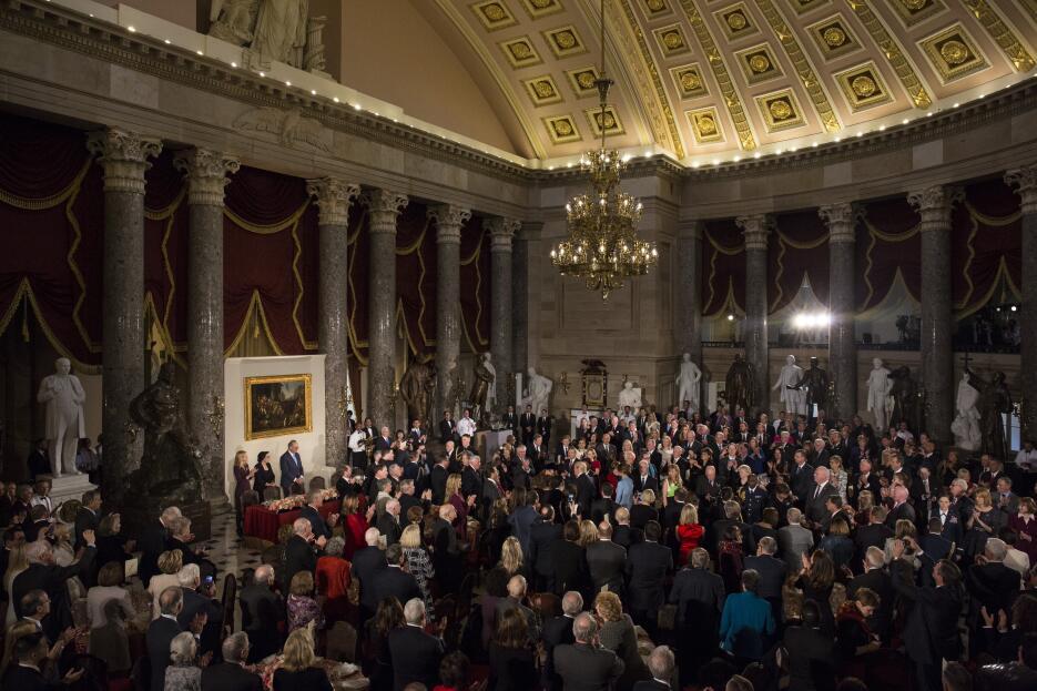 In photos: President Trump is sworn in GettyImages-632216140.jpg