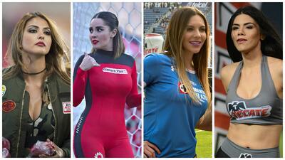 La belleza de la jornada 1 del Clausura 2017