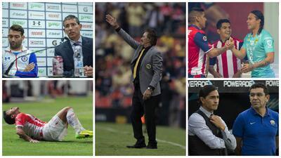 Impresentables: los cinco fiascos del Clausura 2017