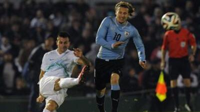 Uruguay vs. Eslovenia
