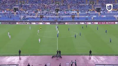 Highlights: Apollon at SS Lazio on September 20, 2018