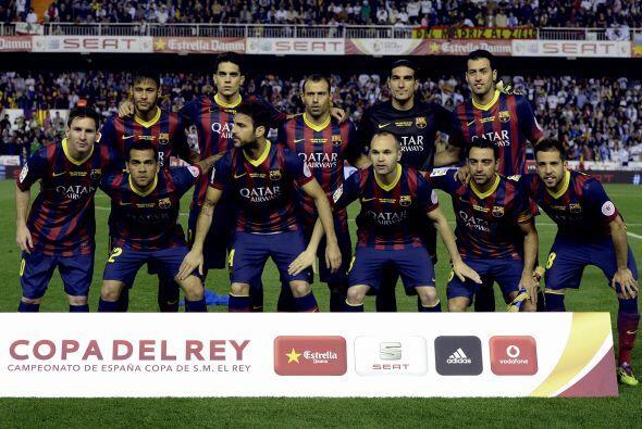 Parece que al Barcelona le ha llegado la hora de una renovación profunda...