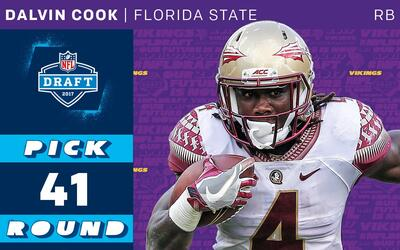 Dalvin Cook College Highlights & & 2017 NFL Draft Profile