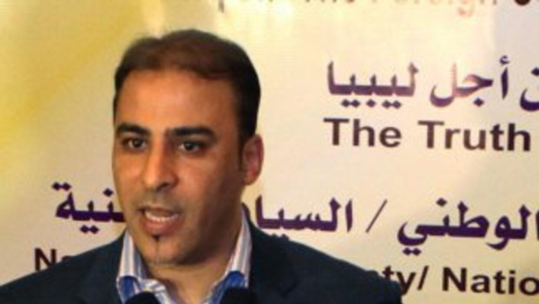 Musa Ibrahim, el portavoz del dictador Muamar al Gadafi durante los últi...