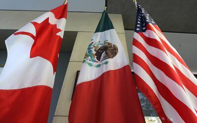 Los países del Tratado de LIbre Comercio de América del No...
