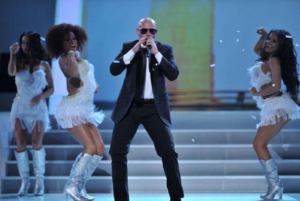 El rapero siempre nos ha hecho bailar con sus canciones que al apenas la...