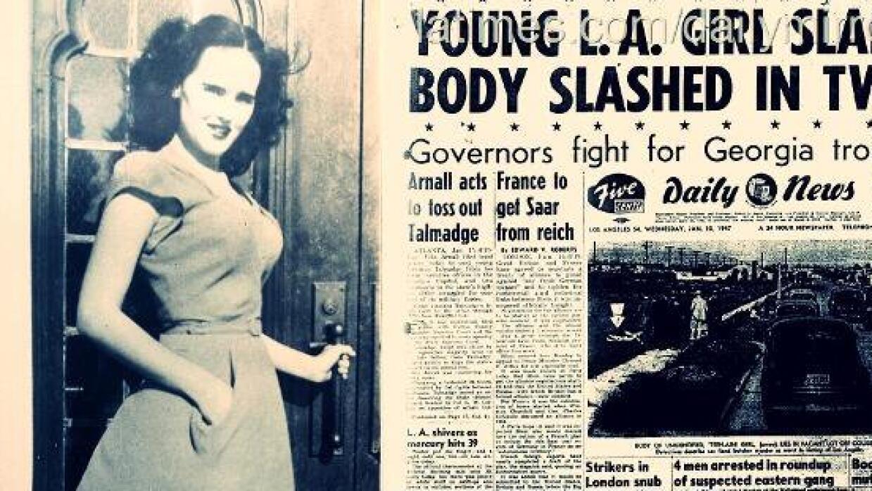 Elizabeth Short, la Dalia Negra, fue vista por última vez en el Cecil an...