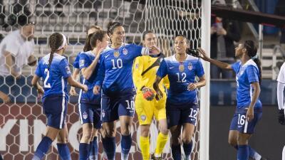 EEUU derrotó 10-0 a Puerto Rico