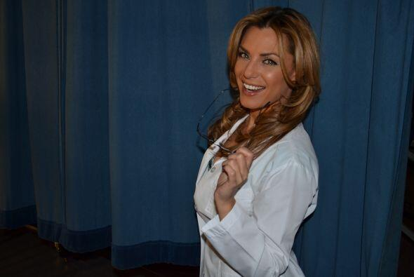 Todos desearían tener a una enfermera como ella, que alivie hasta...