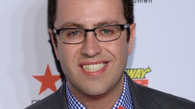 Jared Fogle, portavoz de la cadena Subway