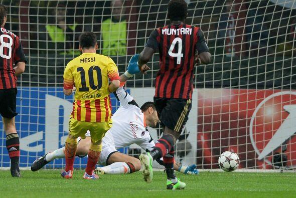 Pero la respuesta del Barcelona no se hizo esperar y el duelo se igualab...