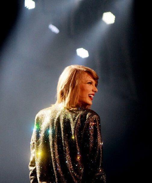 Taylor tiene muchos motivos para ser feliz, entre ellos su nominación a...